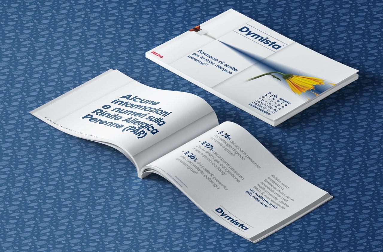 Campagna Dymista | Comunicazione pharma healthcare | D2C