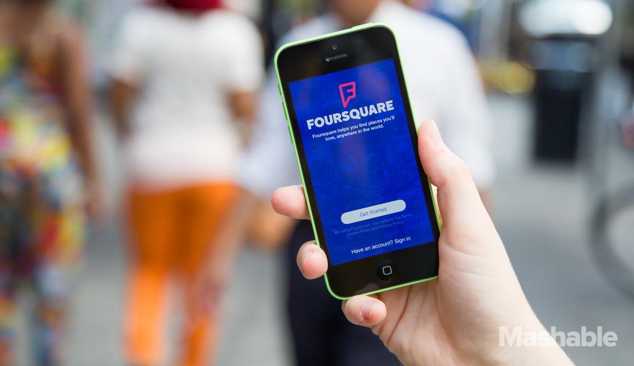 Il nuovo Foursquare è qui, ed è sorprendente!