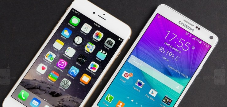 Apple e Samsung: novità a confronto