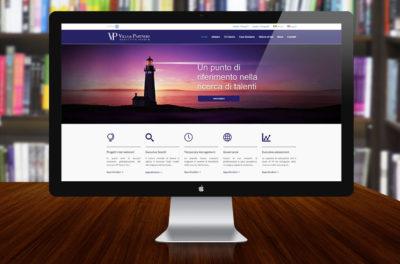 Sito Villa & Partners | Design & Sviluppo Web | D2C srl Web Agency Milano | Al tuo cliente, direttamente