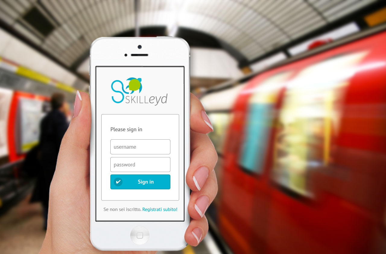 App Skilleyd | App | D2C srl Web Agency Milano | Al tuo cliente, direttamente