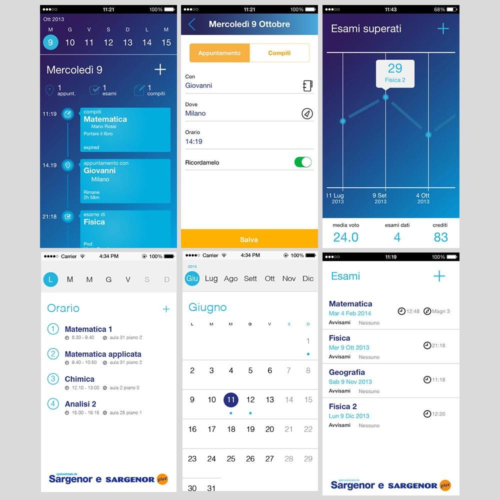 Progettazione App ioStudente | D2C srl | Digital Agency Milano | Al tuo cliente, direttamente