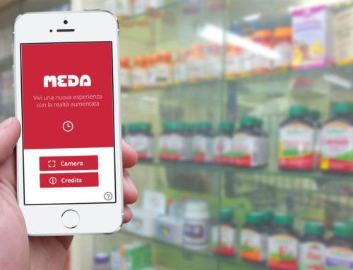 App Realtà Aumentata Meda Pharma