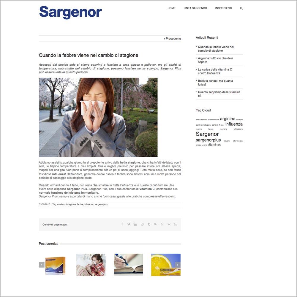 Blog Sargenor post | D2C srl | Digital Agency Milano | Al tuo cliente, direttamente