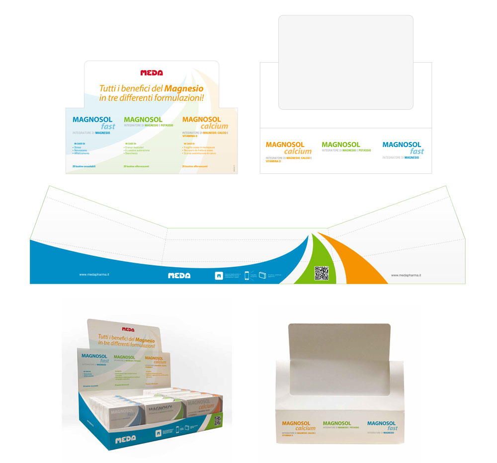 Progetto Display Magnosol | D2C srl | Digital Agency Milano | Al tuo cliente, direttamente