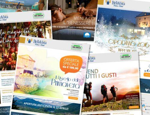Newsletter BellaVista Relax Hotel
