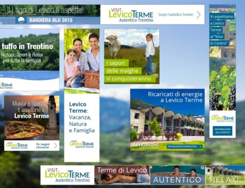 Banner Google Visit Levico Terme
