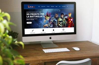 Sito Fantamagus | E-Commerce |Design & Sviluppo Web | D2C srl Web Agency Milano | Al tuo cliente, direttamente