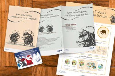 Campagna Acari Alk | Grafica & Impaginazione | Al tuo cliente, direttamente