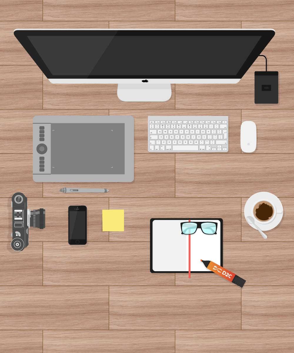 Design Creativo | D2C srl | Digital Agency Milano | Al tuo cliente, direttamente