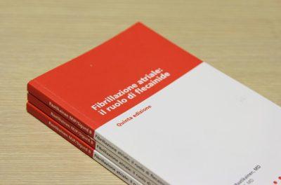 Libro Fibrillazione atriale | D2C srl | Digital Agency Milano | Al tuo cliente, direttamente