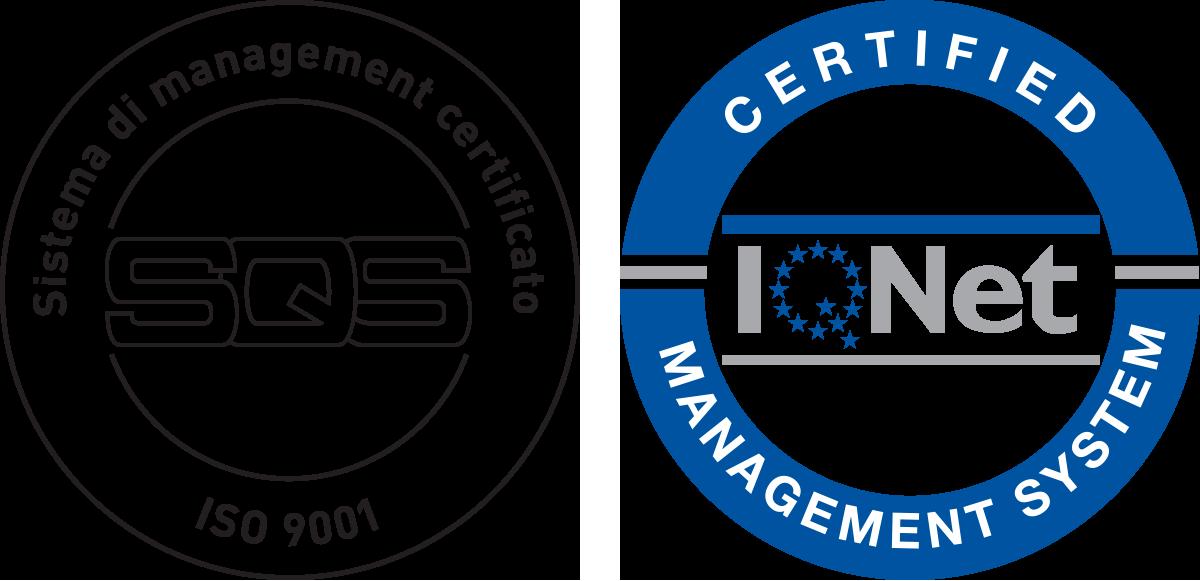 Certificazione ISO 9001 e Certificazione IQNet | Web Agency Milano | D2C - Al tuo cliente, direttamente