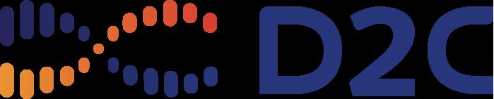 Logo D2C senza payoff | D2C srl Web Agency Milano | Al tuo cliente, direttamente
